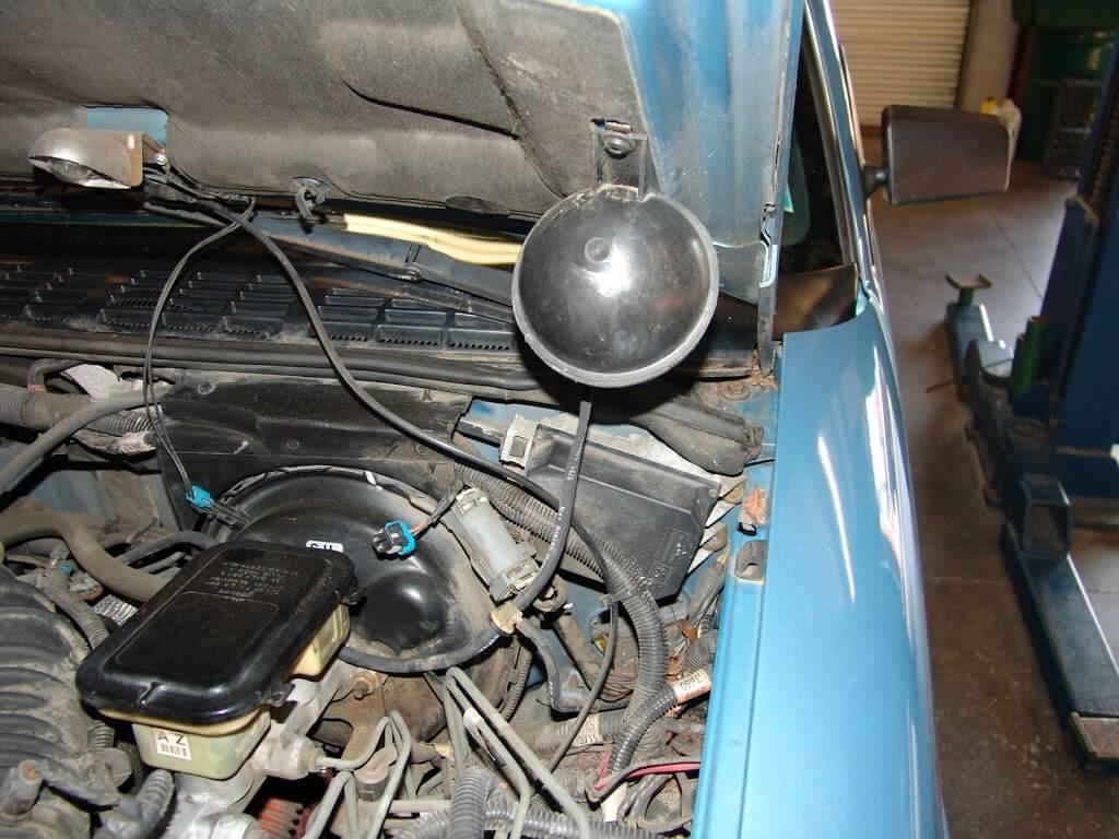 92 Toyota Pickup O2 Sensor Wiring