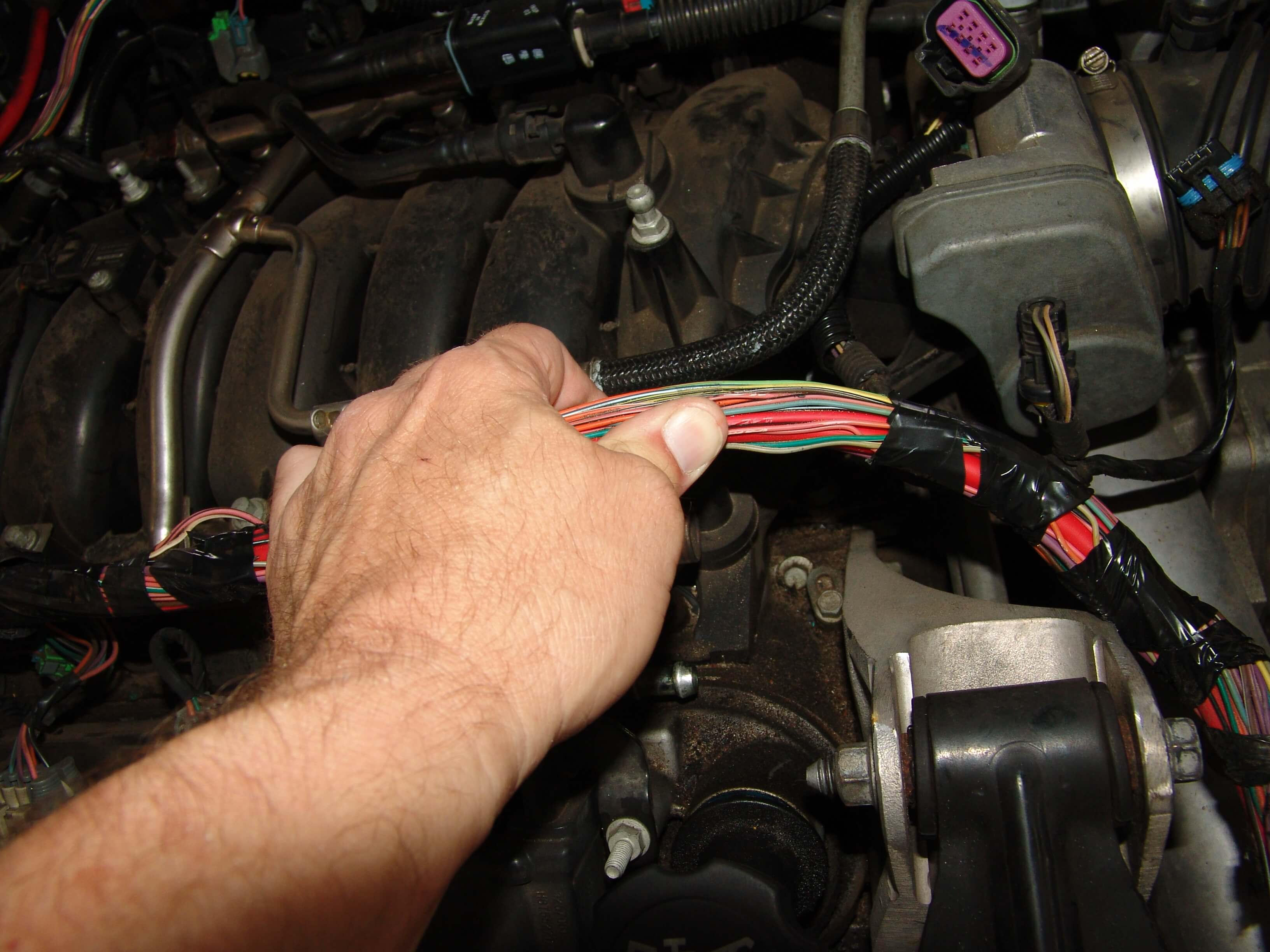 Sparky's Answers - 2007 Chevrolet Monte Carlo SS Emissions 1 Fuse Blows