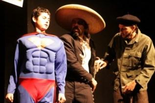 Comedic Pastorela Scene