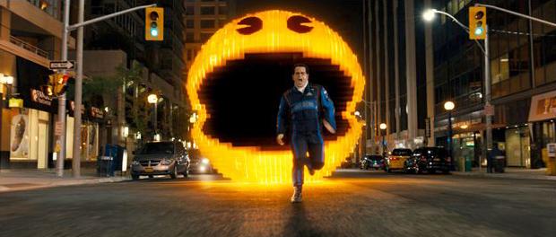 Film Pixels Quand Les Jeux Prennent Les Commandes