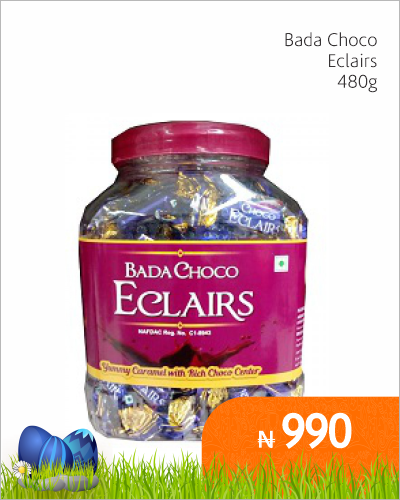 Bada Choco Eclairs