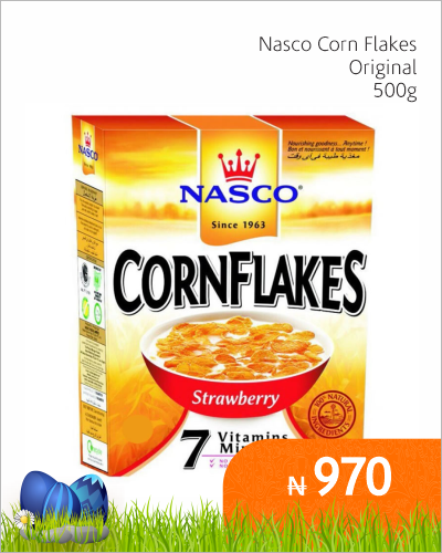 Nasco Corn Flakes 500g