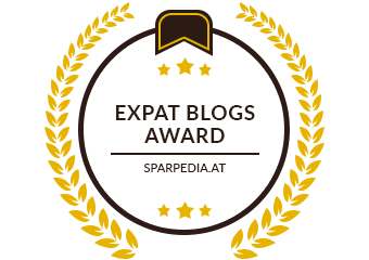 Banners for Expat Blogs Award