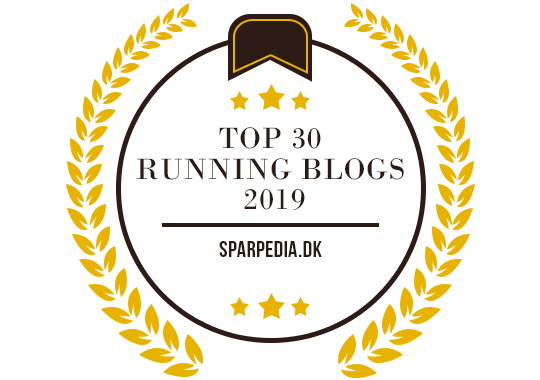 Top 30 running blogs 2019 by Sparpedia.