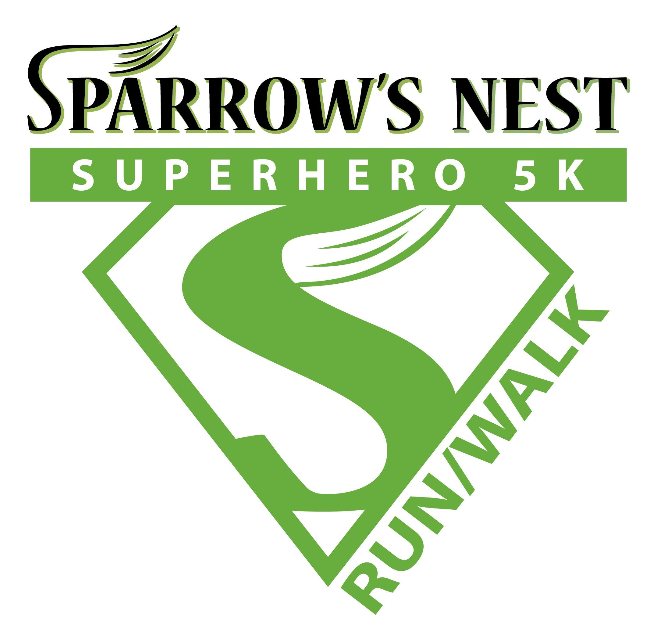 Sparrows Nest Super Hero 5K  Family Fun Day