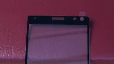 Sony Xperia XA3 Screen Glass Exposure 1