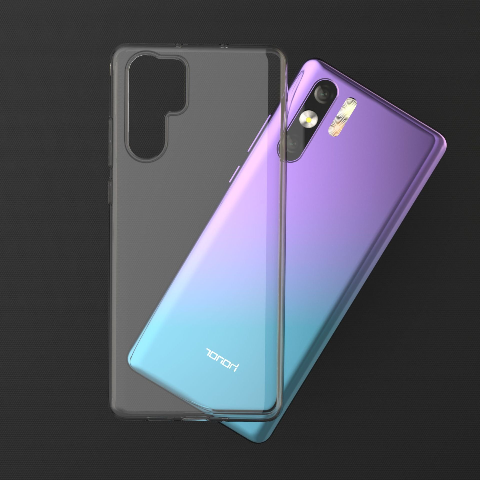 Sony IMX607 Specifications and Huawei P30 Pro Exposure 2