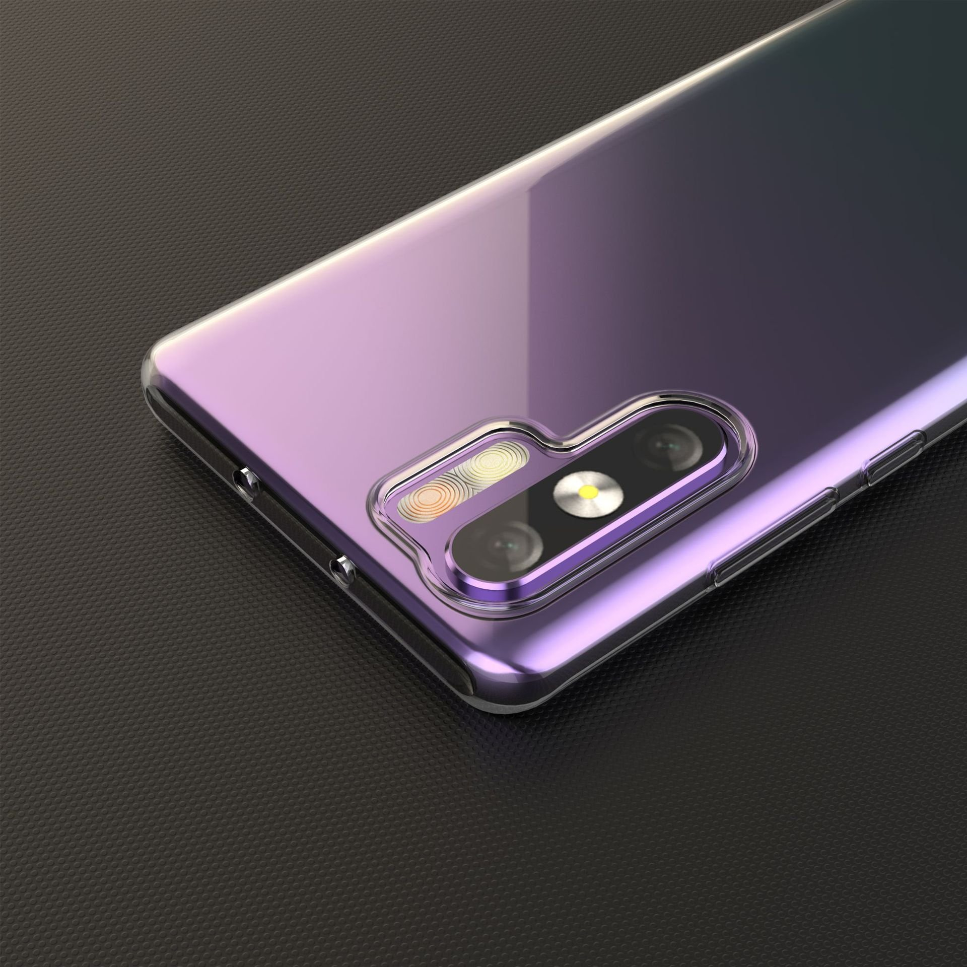 Sony IMX607 Specifications and Huawei P30 Pro Exposure 3