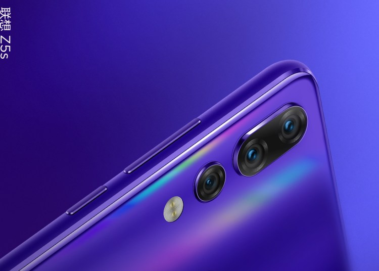 Lenovo Z5s will be Officially released on 18th December, New images leaks again 1