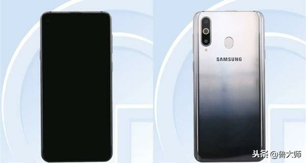 Samsung A8s Lu master running a sub-exposure 190,000 points digging hole screen new machine! 3