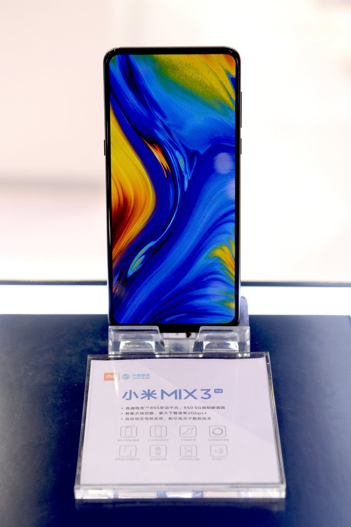 Mi Mix 3 5G Version