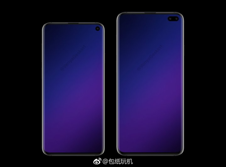 Samsung Galaxy S10 and S10 Plus