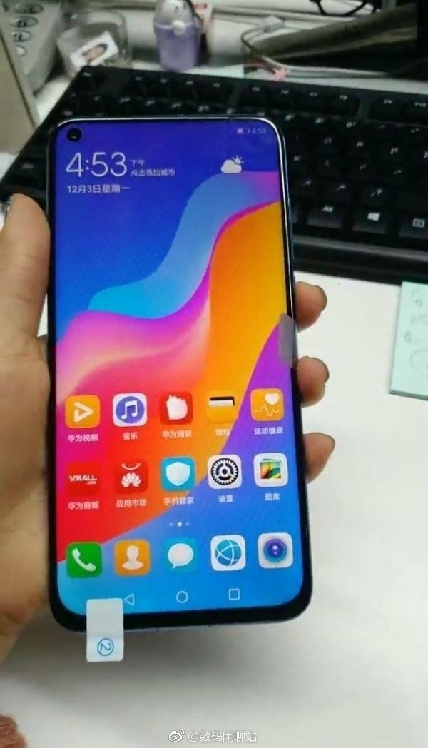 Huawei Nova 4 hands on images