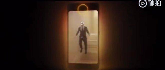 Vivo Nex 2 Official teaser inside images