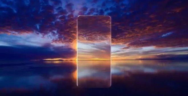 Evolution of full screen smartphone