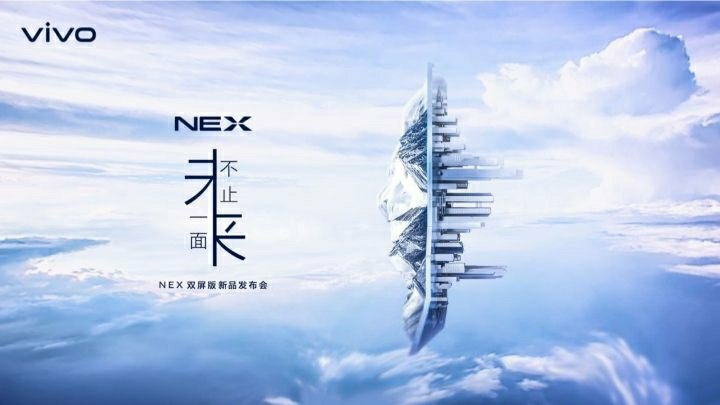 Vivo Nex 2 Official Poster