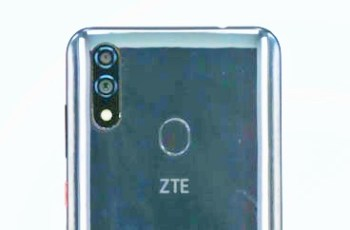 ZTE Blade V10 Specifications : Water Drop Screen, Front 32 MegaPixels 2