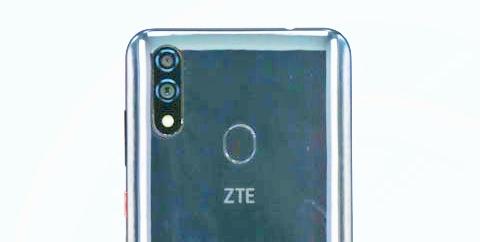 ZTE Blade V10 Specifications : Water Drop Screen, Front 32 MegaPixels 1