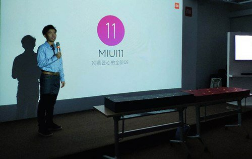 Xiaomi MIUI UI