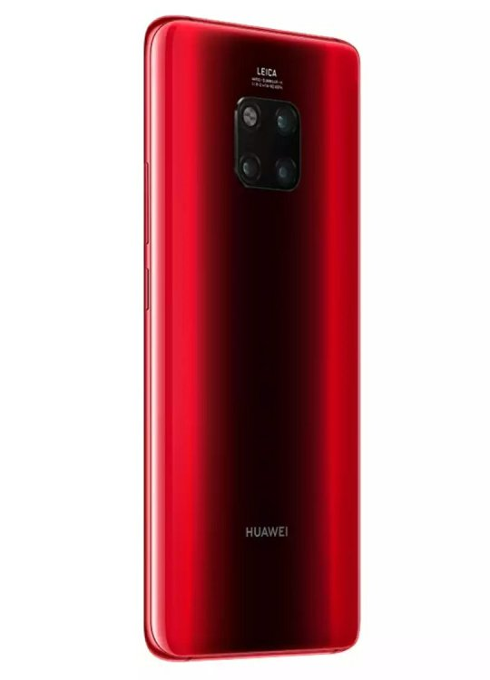 Huawei Mate 20 Pro In Red