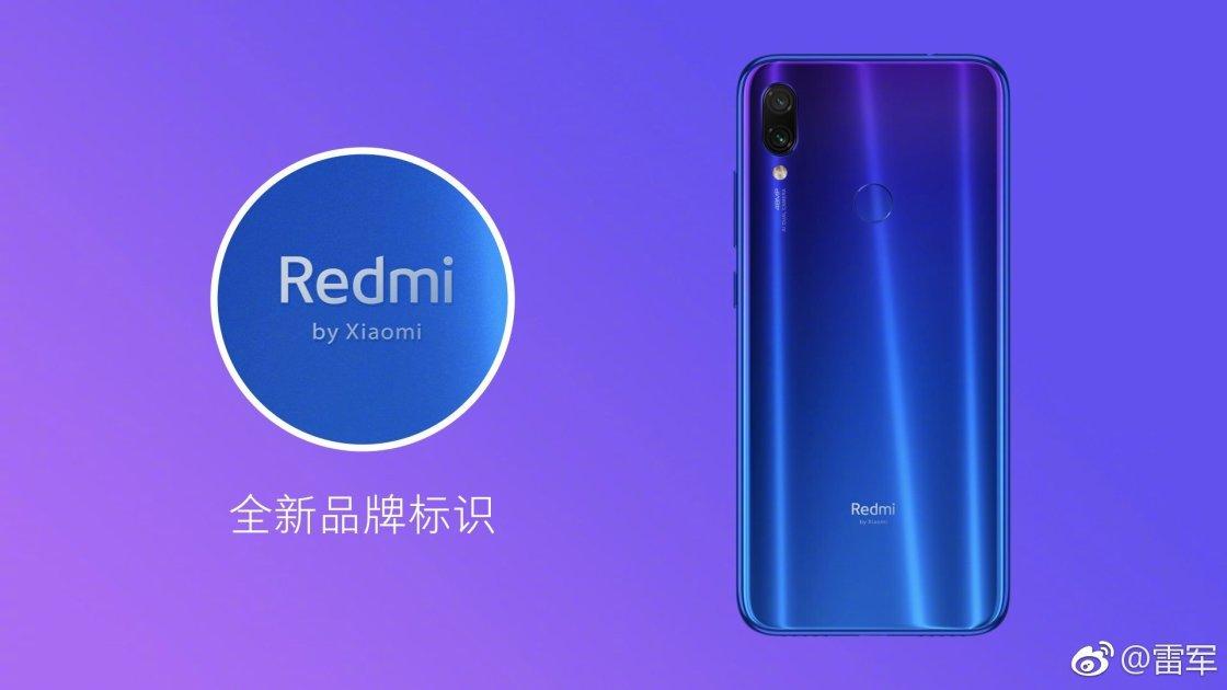 Xiaomi Leijun announced the new Redmi logo design: Redmi by Xiaomi 1