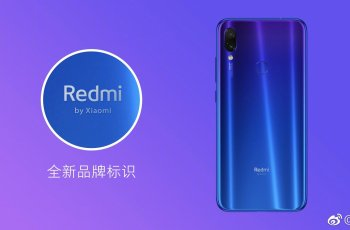Xiaomi Leijun announced the new Redmi logo design: Redmi by Xiaomi 3