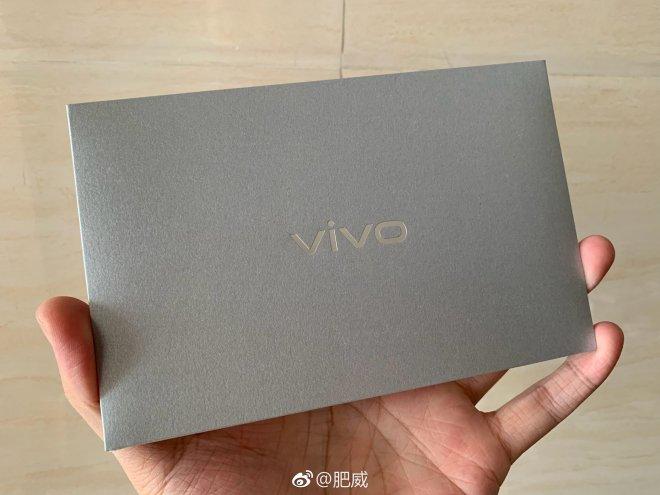 Vivo Apex 2019 Invitation Card