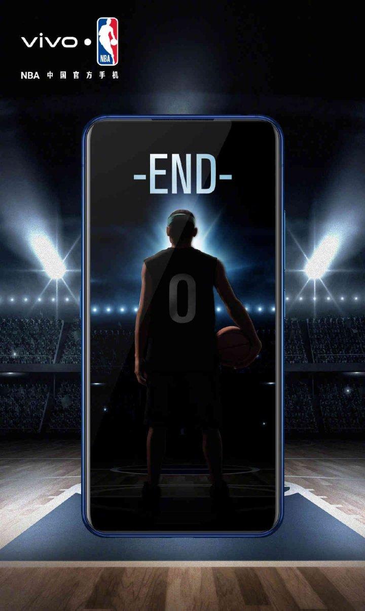 Vivo Nex NBA 2019 Custom Edition