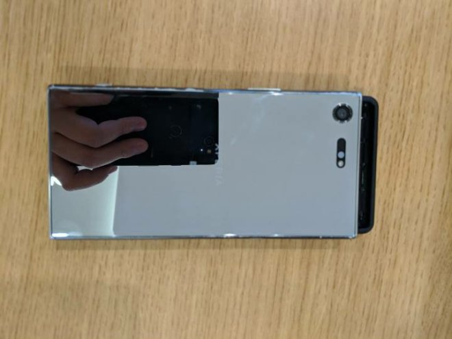 Xperia XZ4 Back Case