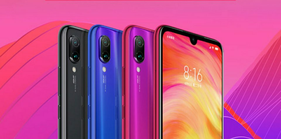 Redmi Note 7 will be in Four Colors, Official Teaser poster out now 1