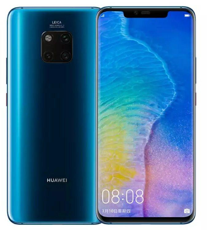 Huawei Mate 20 Pro In Blue