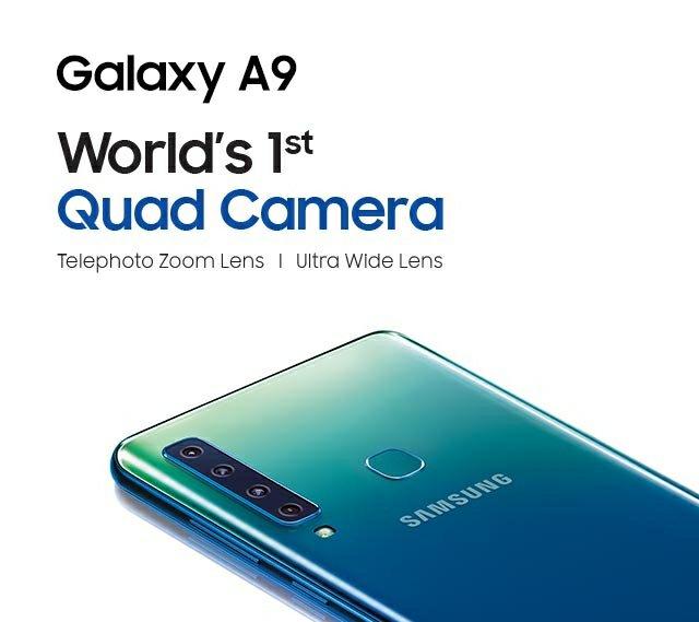 Samsung Galaxy A7, Galaxy A9 and Motorola G6 Plus Hugh Price Drop in India 1