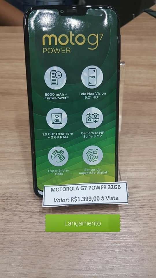 Moto G7 Power Spotted in wild, Price And Specifications  2