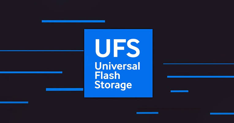 UFS 3.0 flash memory running exposure: sequential read up to 2.3GB/s 1