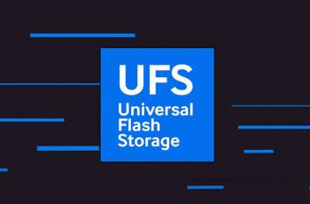 UFS 3.0 flash memory running exposure: sequential read up to 2.3GB/s 3