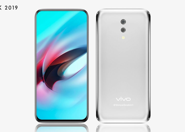 A Very Close Look of Vivo Apex 2019 in Promotional Video 1