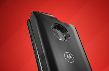 The world's first 5G mobile phone Moto Z3 debut CES 2019 1