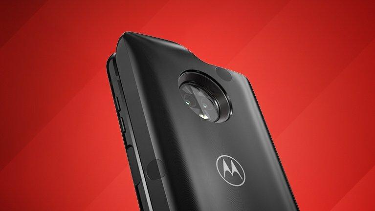 Motorola Z3 with 5g mod