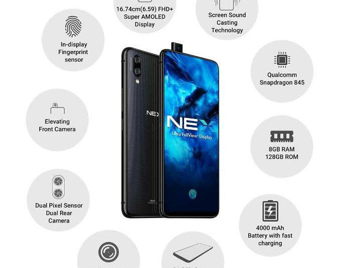 Vivo Nex Price In India Dropped by 5000 INR 1