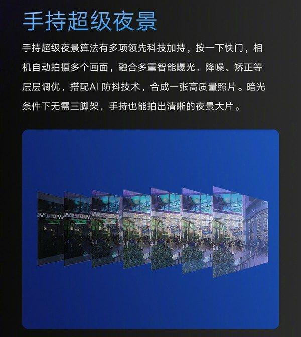 Redmi Note 7 will get MI MIX 3's Super Night Scenes 2