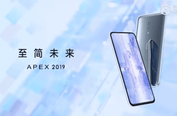 Vivo Apex 2019 Official Now, Promo and new Technology Introduced 2