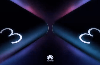Huawei foldable mobile phone warm-up, countdown three-day video release 2
