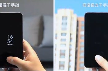 Lin Bin issued a video test Xiaomi 9 screen fingerprint recognition 2