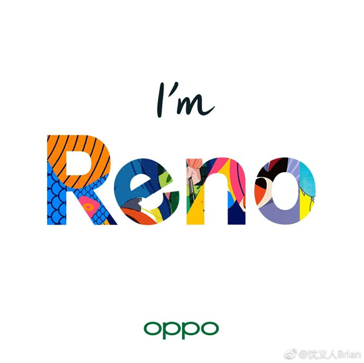 OPPO announces new series Reno, which will be released on April 10th 1