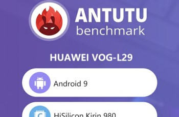 Huawei P30 Pro: Geekbench And Antutu Benchmark Running Points exposure 1