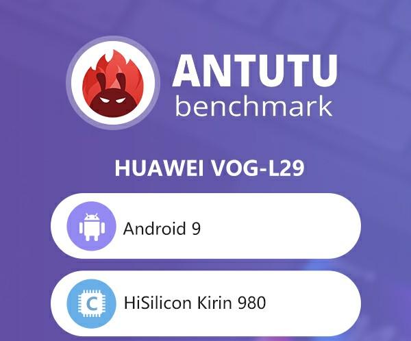 Huawei P30 Pro: Geekbench And Antutu Benchmark Running Points exposure 1