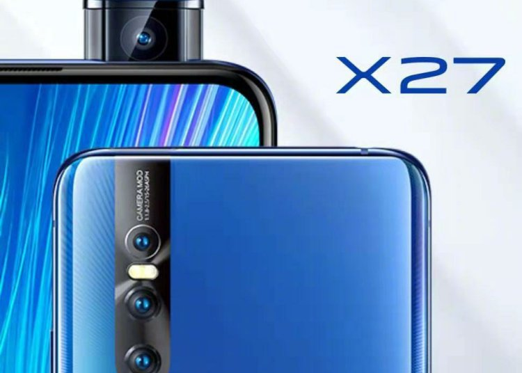Vivo X27 First Appearance and Launch Date Announced: similar as V15 Pro 1