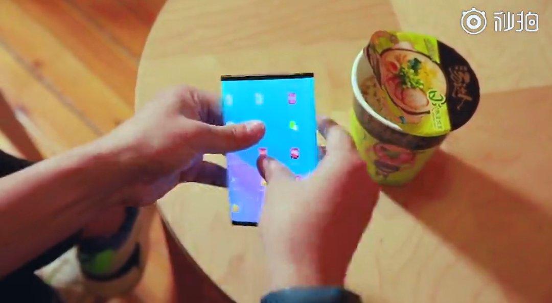 Xiaomi double foldable phone, xiaomi folding phone,