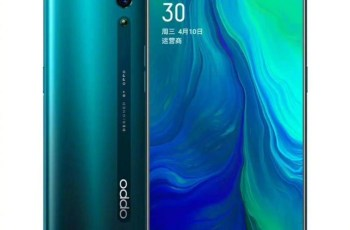 Oppo Reno Standard Version