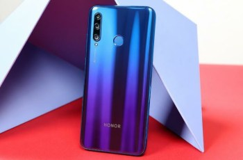 32 Megapixel AI Selfie Camera Honor 20i officially released : Honor 20i Review 1